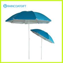 Guarda-chuva de praia dos parasóis da propaganda de 210d Oxford
