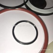 Recubrimiento de O-rings con revestimiento de silicona a prueba de aceite / PTFE / FPM / EPDM
