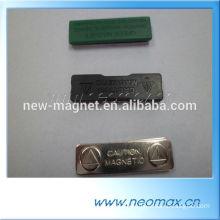 Permanent Magnet Name badge