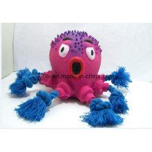 High Quality Coastal Octopus Crianças Rotocast Figura Animal brinquedos de plástico