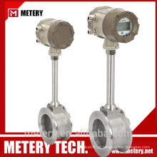 Vortex Durchflussmesser Flüssigkeitsdurchflussmesser Metery Tech. Angebot