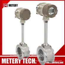 Vortex flow meter liquid flow meter Metery Tech. offer