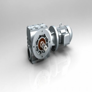 Helical Worm Shaft Mounted Gear Speed ​​Reducer