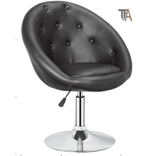 Black PU Material Bar Stool (TF 6026)