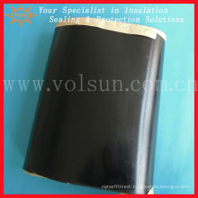 Heat shrinkable sleeves for pipe joint coating