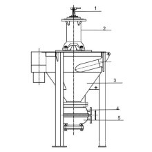 6 Sv - Af Vertical Froth Pump for Mining Flotation