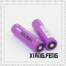 3.7V Xiangfeng 18650 3000mAh 40A Imr Rechargeable Lithium Battery Nipple Button Top Battery