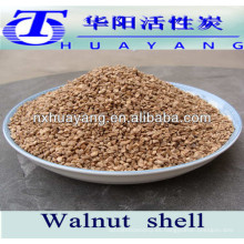 24 # grano de cáscara de nuez para la absorción de aceite de filtración de agua