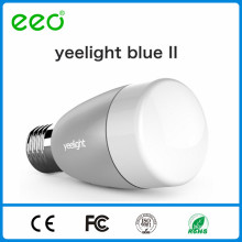 Timer+Group+Android IOS RGBW Wifi Bluetooth Smart led bulb lighting,led light bulb