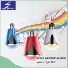 Беспроводная 4,0 музыка Bluetooth светодиодные лампы свет для смартфонов
