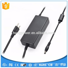 Level 6 FCC GS SAA RCM NOM UL PSE power supply class 2 ac dc 25v 4a power adapter