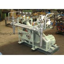 Compresseur de diaphragme Compresseur d'oxygène Compresseur d'azote Compresseur d'azote Compresseur de hélium Compresseur haute pression (GV-10 / 4-150 CE Approbation)