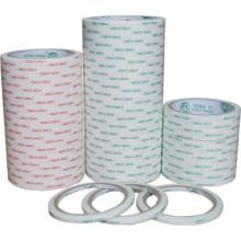 Tejido de cinta de doble cara con Base solvente