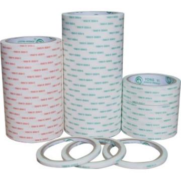 Fita de tecido duplo com Base Solvente