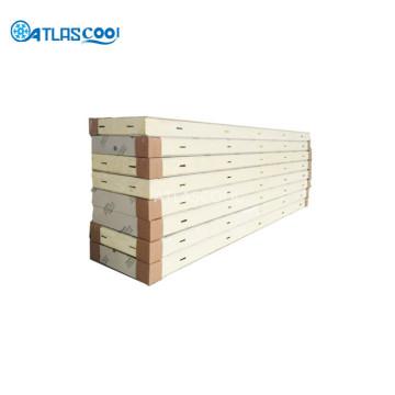 Panel de aislamiento de poliuretano para sala de almacenamiento en frío