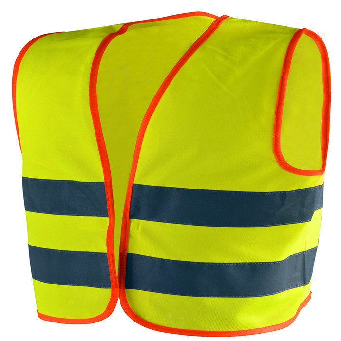Roadway high visibility clothing for children