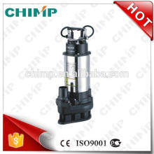 CHIMP V750Q 1HP sewage submersible electric water pump specifications
