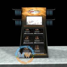display de balcão de lcd de 10 polegadas