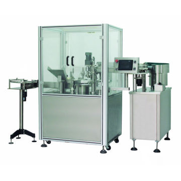 ZHJY-50 ZHJY-50 Perfume Filling Corking and Capping Machine