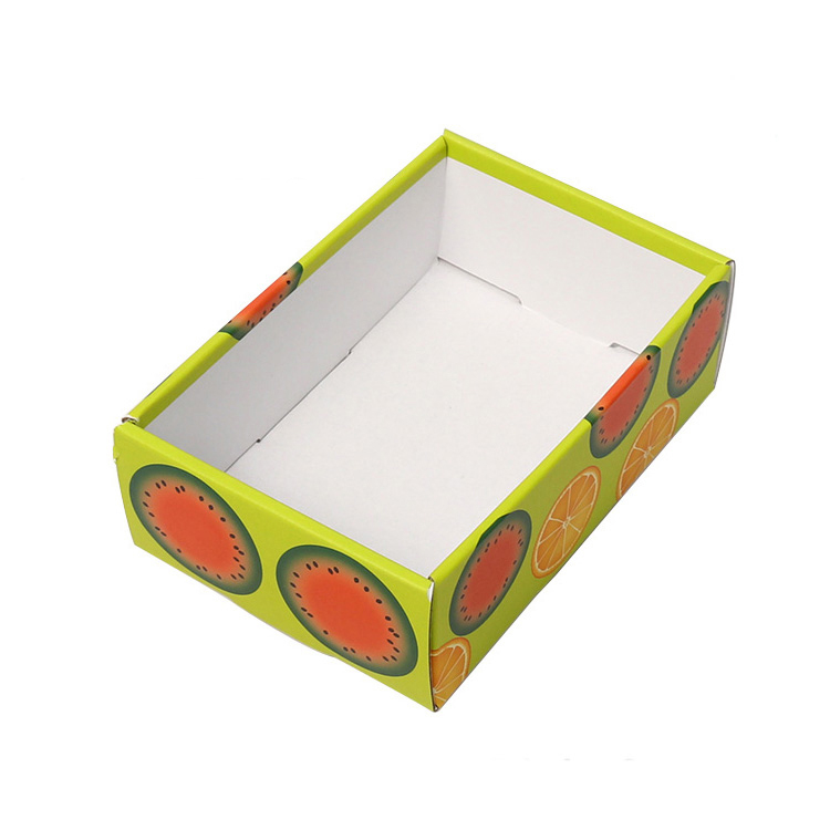 Custom Package Show Paper Carton Box Display