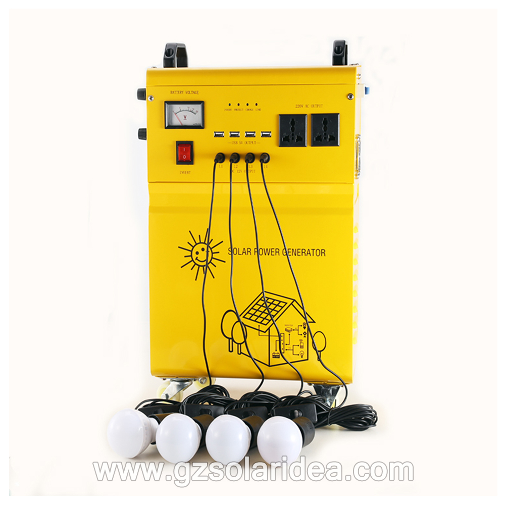cheap solar power system