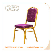 Promotion Wholesale Iron Banquet Chair wedding chair