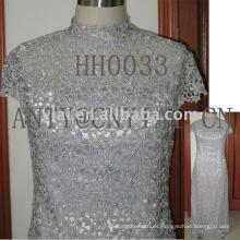 Vestido del baile de fin de curso de la llegada del cordón del estilo 2011chinese nuevo hh0033
