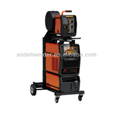 2013 new digital Inverter advanced pulse Multifunction Mig TIG MMA Welding Machine DSP mig welder