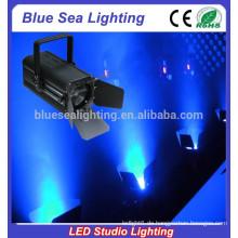 200W Weiß / rgbw Zoom Gobo Studio LED Profil Spot Licht
