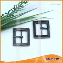 Innengröße 19.5mm Metallschnallen für Schuhe, Tasche oder Gürtel KR5111