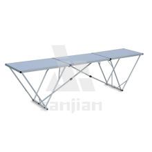 Sj2001-B 3m Table pliante en aluminium