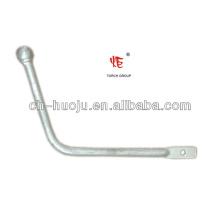 Arcing horn