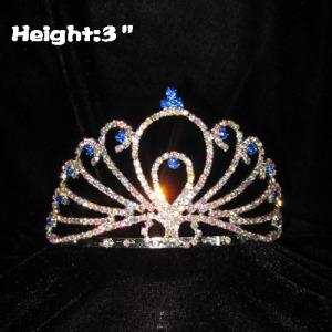 Wholesale Crystal Rhinestone Princess Tiaras