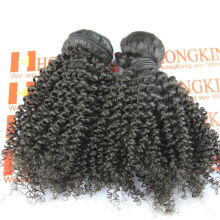 buy cheap human hair Wholesale 100% Unprocessed Best Quality Virgin mongolian kinky curly hair virgin remy hair