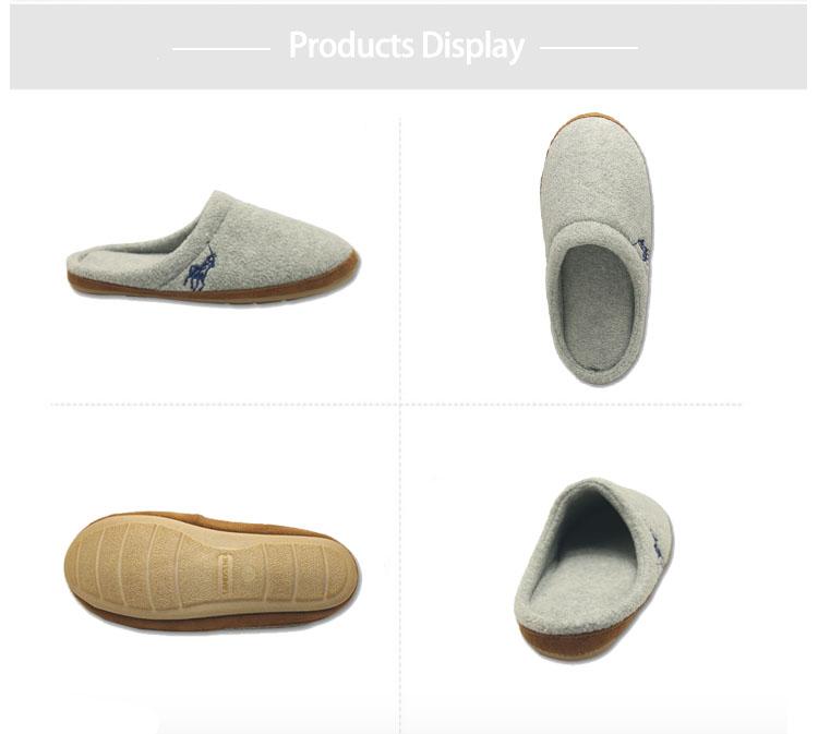 best comfortable polar fleece home slippers for womens