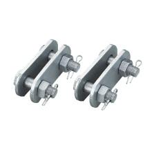 Overhead Line Fittings / Parallel Clevis Elektrische Verbindung Fittings