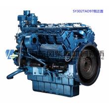 Тип V / 455 кВт / Шанхайский дизельный двигатель для генераторной установки, Dongfeng