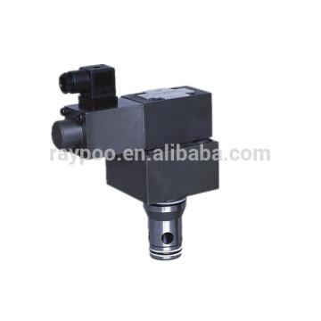Двухходовой пропорциональный дроссельный клапан картриджа