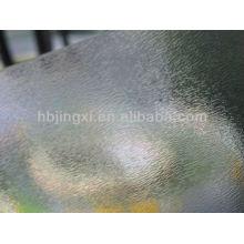 Despeje los rollos de hoja de PVC blando