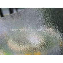 Rouleaux de feuille de PVC souple clair