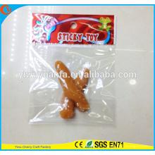 Novelty Design Funny Kids Toy Sticky Dog Poop