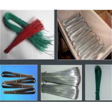 Galvanizado y negro recocido tipo U cable de encuadernación / tipo U alambre / alambre de encuadernación