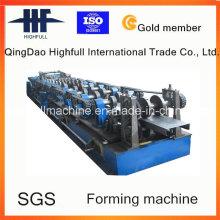 C Purlin Roll Umformmaschine Kabelrinne Fertigungsmaschine C Stahlrahmen Maschine