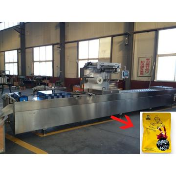 Plastic Roll Vacuum Packing Machine for Leisure Food