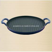 Preseasoned Gusseisen Griddle Pan Lieferant aus China.