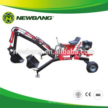 Gasoline Backhoe For ATV,UTV, small tractor