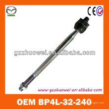 Barra de acoplamiento de dirección, barra de acoplamiento interior para MAZDA OEM BP4L-32-240