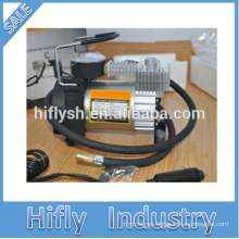 HF-5021B DC12V Car air compressor Plastic Metal Air Compressor (CE Certificate)