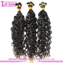 Hecho en China sin procesar 100% cabello virgen chino