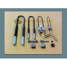 Factory Direct Sale Mosi2 Heating Elements